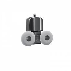 tus-kabina-pravokotna-domino-80-100-cm-krom-profili-prozorno-steklo-kolescki