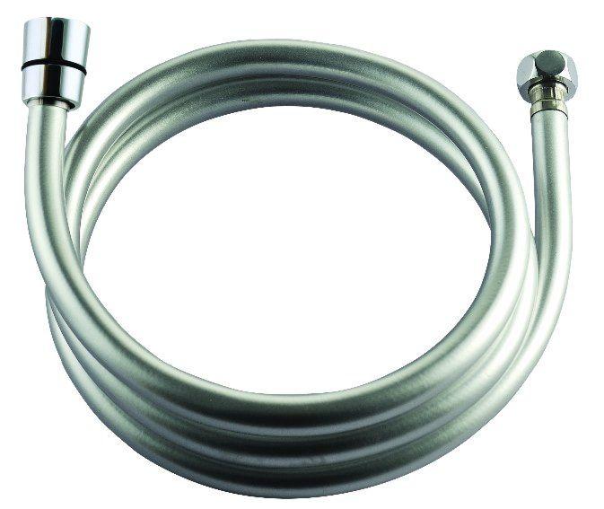 armal-silver-cev-za-prho-pvc-srebrna,-175-cm-z-rotacijsko-matico