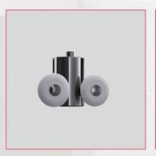kotna-tus-kabina-basic-80-krom-prozorno-steklo-kolescki