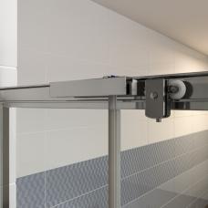 tus-vrata-dvodelna-domino-krom-profili-mat-steklo-6-mm-softclose
