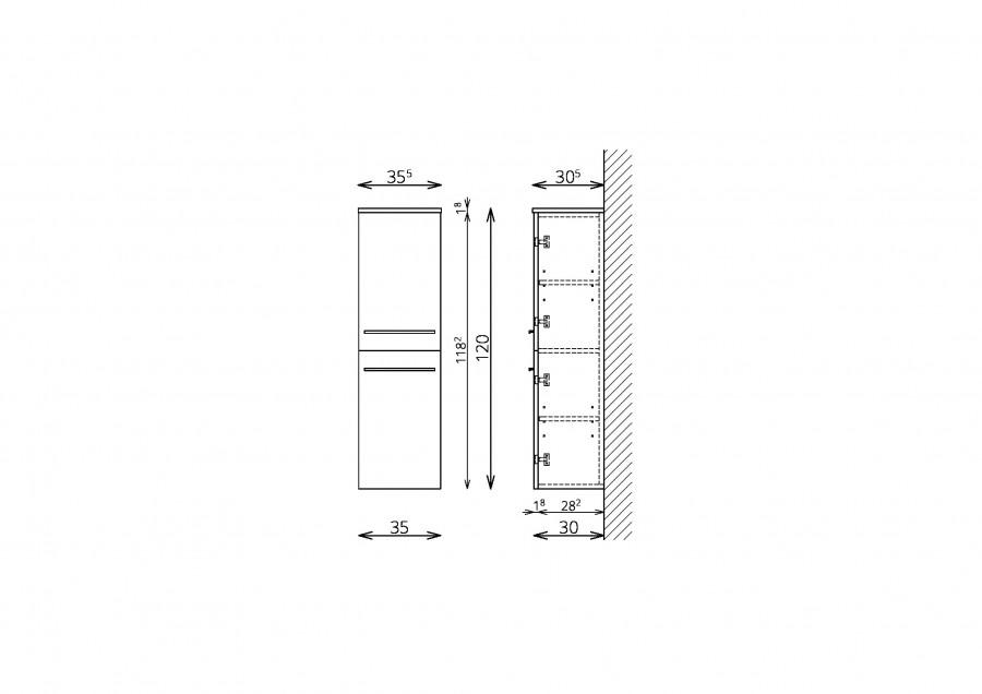 kopalniska-omara-tboss-dana-120-cm-dvoje-vrat